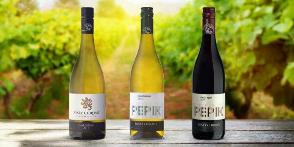 Australská vína od českého vinaře: láhev či karton