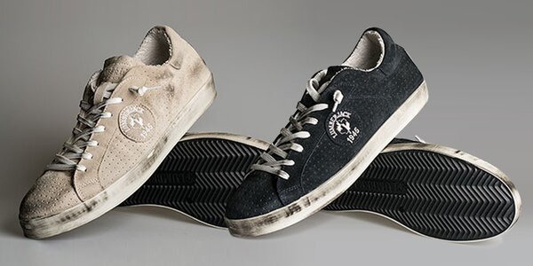 Obujte se do toho: pánské boty se stylovou patinou