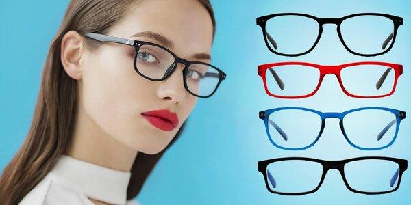 PC brýle k redukci modrého záření z monitorů