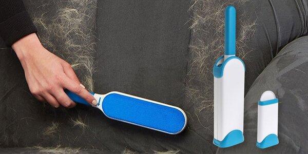 Klasický a kapesní samočisticí odstraňovač chlupů