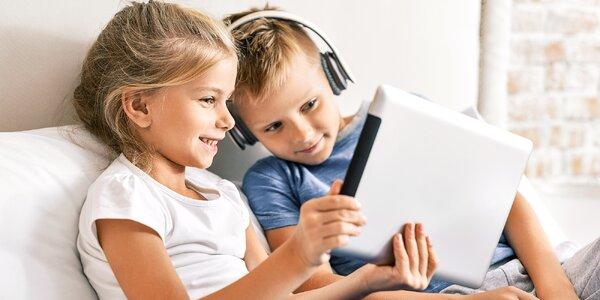 Máme tipy na zábavu i naučné aplikace pro děti. Teď půjde učení jedna radost!