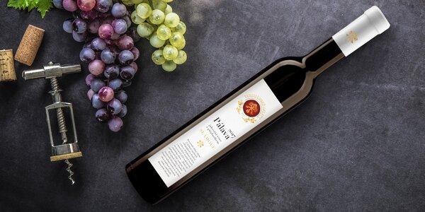 Slámové víno Pálava 2017
