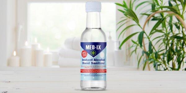 50 ml antibakteriální vodičky na mytí rukou