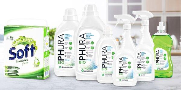 Biophura: ekologická bio řada čisticích prostředků