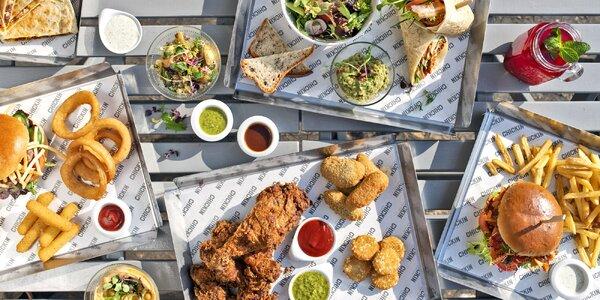 20% sleva do Chickin: speciality z farmářských kuřat