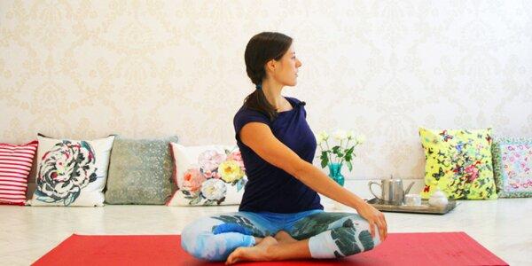 Videolekce fit jógy i rozcviček pro každý den