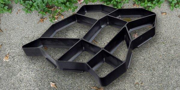 Forma na výrobu chodníků, teras a dalších ploch