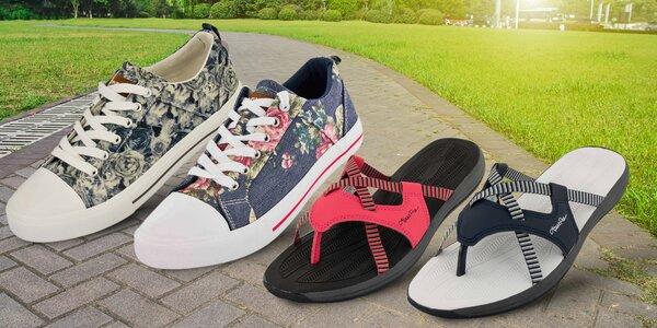 Dámská letní obuv Alpine Pro