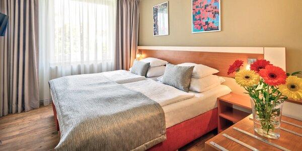 Pobyt v Praze: hotel se snídaní, 2 min. od metra