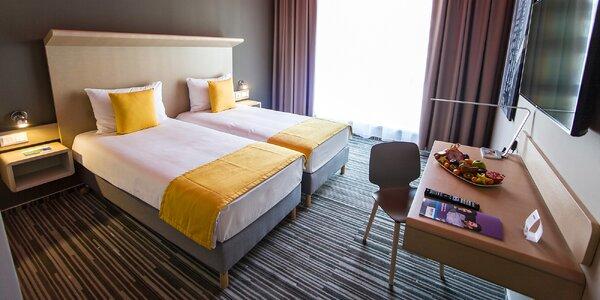 Budapešť: 4* hotel a snídaně až na 14 nocí