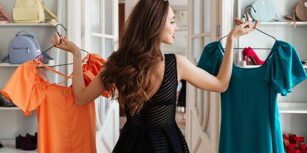 Základy šatníku a manuál od stylistky přímo pro vás