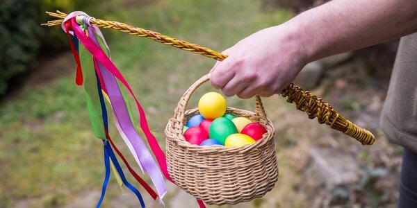 Jak uplést velikonoční pomlázku? Máme pro vás video návod