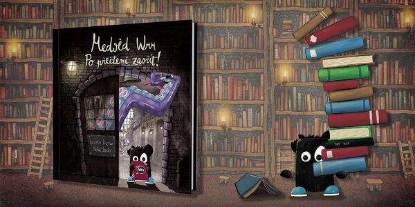 Medvěd Wrr: ilustrovaná kniha i pexeso