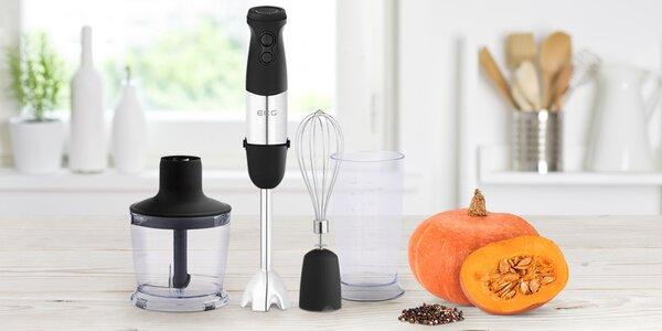 Šéfkuchař 3 v 1: tyčový mixér, šlehač i sekáček