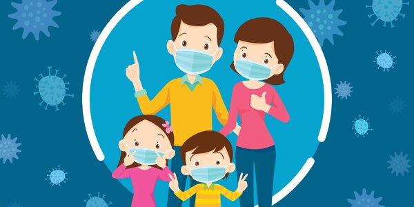 Jak mluvit s dětmi o koronaviru? Držte se těchto 5 pravidel