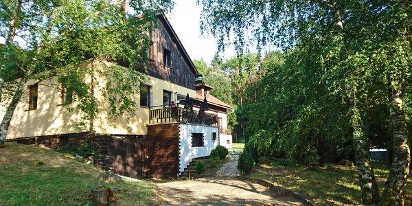 Pobyt v Českém ráji pro dva nebo rodinu