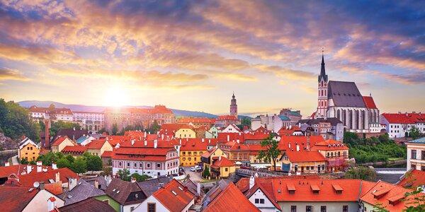 Objevte další hotely v Českém Krumlově