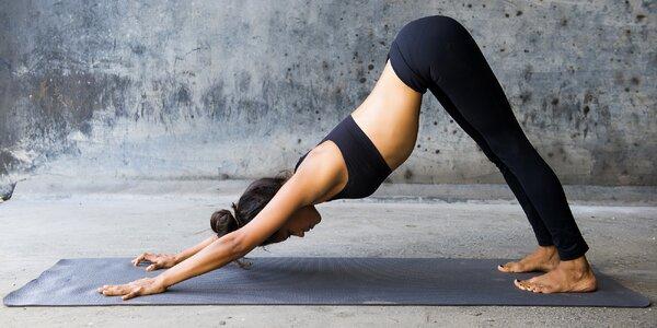 Protáhněte tělo: jóga dle výběru kousek od centra
