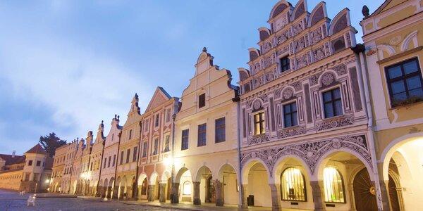 Pobyt v Třeboni s polopenzí i vstupem do lázní