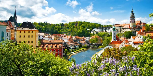 Dvoudenní zájezd do jižních Čech a nocleh v Krumlově