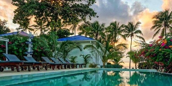 Zanzibar pro nenáročné: 3* hotel s bazénem