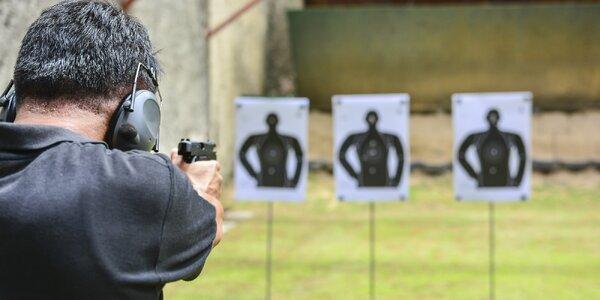 Teorie střelby online i kurz krizových situací