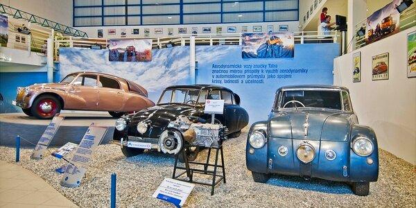 Celodenní výlet: muzeum Tatry, Štramberk, Hukvaldy