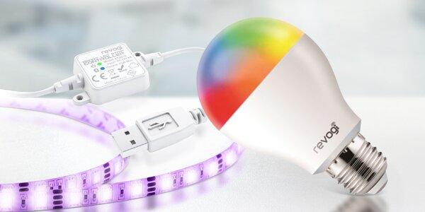 Rozzářete domácnost: chytré pásky i LED žárovka