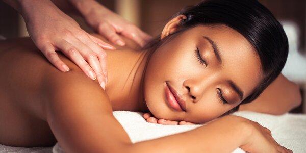 Permanentky i jednotlivé masáže na 30–60 minut