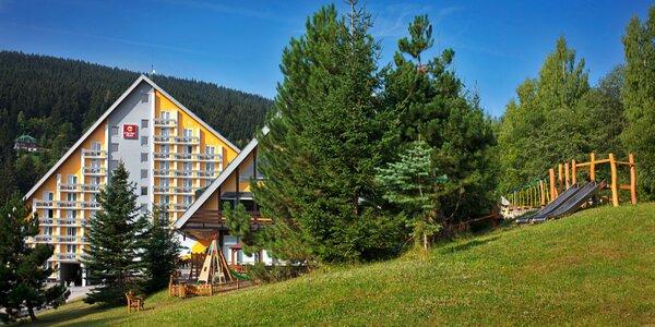 Letní pobyt ve Špindlu: neomezený wellness a jídlo