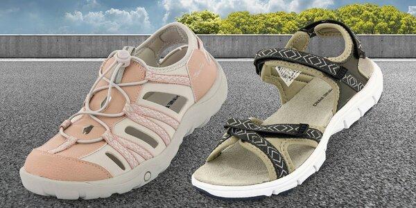 Dámské sandály Alpine Pro: 2 různé modely