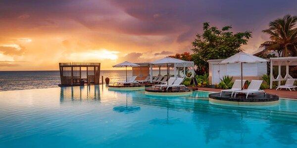 5* resort na Zanzibaru s bazénem i spa centrem