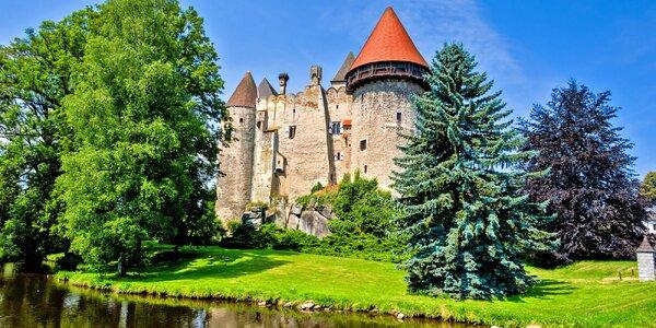 4denní zájezd do České Kanady s ubytováním a jídlem