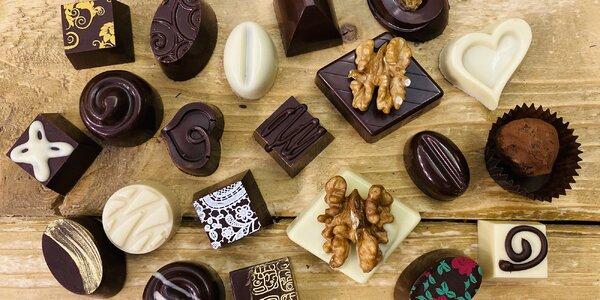 Otevřené vouchery do čokoládovny na 100-300 Kč