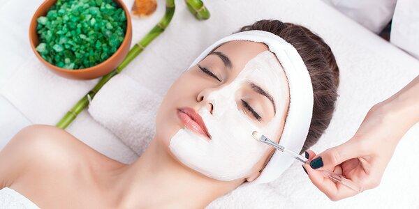 Dvě hodiny pro krásu: masáž a kosmetické ošetření