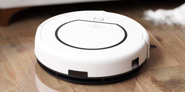 Robotický vysavač Symbo D400 s funkcí mopu