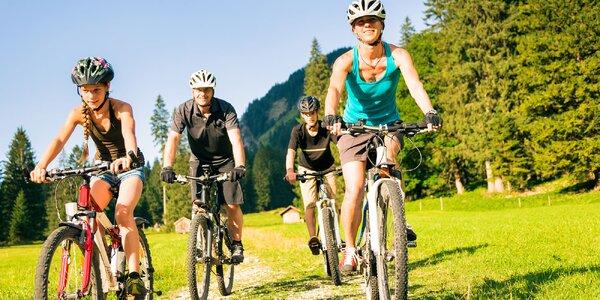 Jižní Čechy na kole: ubytování, jídlo i průvodce