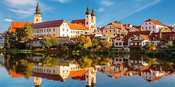UNESCO výlet: busem do Třebíče a Telče