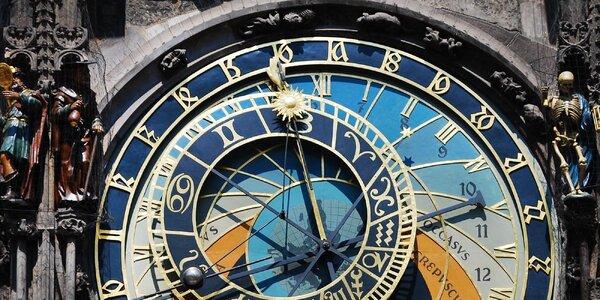 Online šifrovací hra Pražský orloj se zastavil!