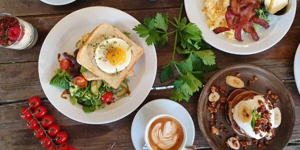 O víkendu na snídani: Slaná či sladká varianta