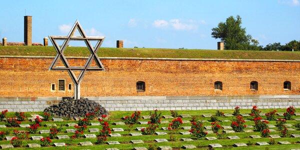 Exkurze do koncentračního tábora Terezín vč. vstupu