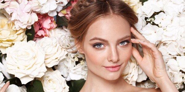 Liftingové kosmetické ošetření bio kosmetikou