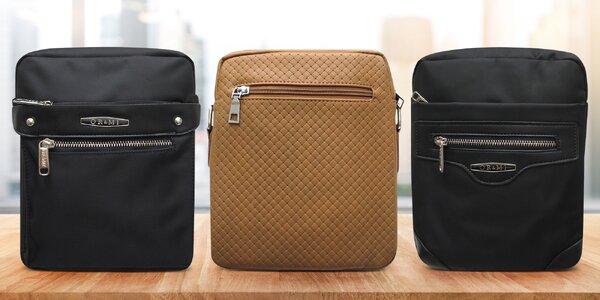 Elegantní pánské crossbody tašky OR&MI