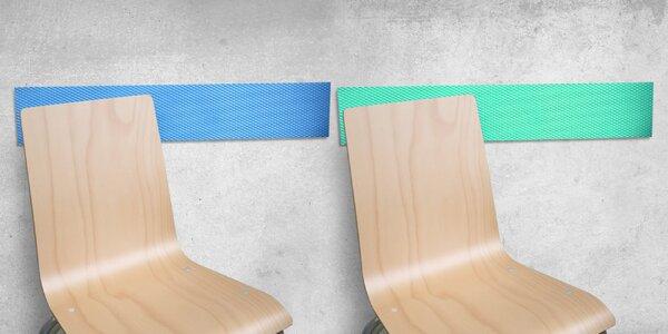 Ochranné samolepicí pásy z pěny v 5 barvách