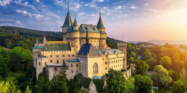 Výlet do Bojnic: zámek a nejstarší slovenská zoo