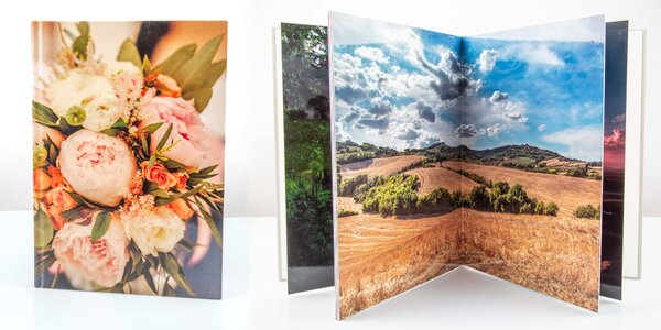 Fotokniha A4 Exclusive pro výjimečné vzpomínky