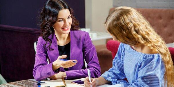 Individuální kurz angličtiny na pracovní pohovor