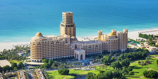 Dovolená v Ras Al Khaimah: luxusní hotel a špičkové služby