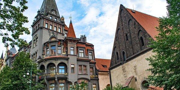 Odhalte tajemství židovského města. Tipy na netradiční procházku starou Prahou