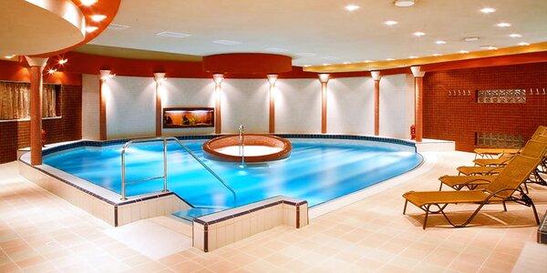 Relaxační pobyt na Slovensku: wellness i polopenze